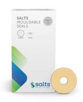 Hydrokoloidní tvarovatelné kroužky Salts