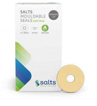 Tvarovatelné kroužky Salts s Aloe